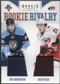 2011/12 Panini Rookie Anthology Rookie Rivalry Dual Jerseys #12 Erik Gudbranson/Justin Faulk