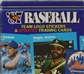 1987 Fleer Update Glossy Baseball Factory Set
