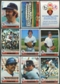 1979 Topps Baseball Burger King Yankees Team Set