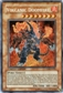 Yu-Gi-Oh Limited Edition Tin Single Volcanic Doomfire Secret Rare (CT04-EN004)