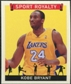2007 Upper Deck Goudey Sport Royalty #KB Kobe Bryant