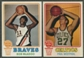 1973/74 Topps Basketball Complete Set (EX-MT)