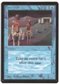 Magic the Gathering Beta Single Time Walk - NEAR MINT (NM)