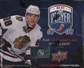2007/08 Upper Deck Be A Player Signature Hockey Hobby Box