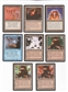 Magic the Gathering Antiquities A Complete Set UNPLAYED