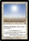 Magic the Gathering Portal 1 Single Armageddon UNPLAYED (NM/MT)