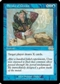 Magic the Gathering Urza's Saga Single Stroke of Genius - NEAR MINT (NM)