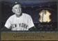 2008 Upper Deck Yankee Stadium Legacy Collection Memorabilia #CS Casey Stengel