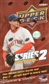 2008 Upper Deck Series 2 Baseball Hobby Box