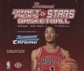 2008/09 Bowman Draft Picks & Stars Basketball Hobby Box