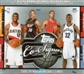 2008/09 Topps Co-Signers Basketball Hobby Box
