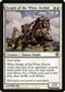 Magic the Gathering Shards of Alara Single Knight of the White Orchid UNPLAYED (NM/MT)