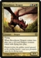 Magic the Gathering Shards of Alara Single Broodmate Dragon Foil