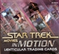 Star Trek Movies in Motion Trading Cards Box (Rittenhouse 2008)