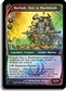Magic the Gathering Future Sight Single Korlash, Heir to Blackblade PRERELEASE Foil
