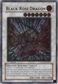 Yu-Gi-Oh Crossroads of Chaos Single Black Rose Dragon Ultimate Rare