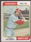 1974 Topps Baseball #286 Tony Muser Signed in Person Auto