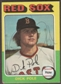 1975 Topps Baseball #513 Dick Pole Signed in Person Auto