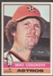 1976 Topps Baseball #122 Mike Cosgrove Signed in Person Auto