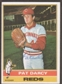 1976 Topps Baseball #538 Pat Darcy Signed in Person Auto