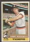 1976 Topps Baseball #13 Johnny Wockenfuss Signed in Person Auto