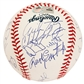 1977-1978 New York Yankees Autographed Offical MLB Baseball w/ Reggie Jackson (Steiner)