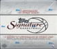 2008/09 Topps Signature Basketball Hobby Box
