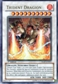 Yu-Gi-Oh Raging Battle Single Trident Dragion Ultra Rare