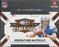 2009 Donruss Threads Football Hobby Box