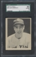1939 Play Ball Baseball #26 Joe DiMaggio SGC 80 (EX/MT 6) *7006
