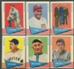 1961 Fleer Baseball Complete Set (EX-MT/NM)