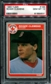1985 Fleer Baseball #155 Roger Clemens Rookie PSA 10 (GEM MT) *4531