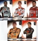 2009 Press Pass Racing National Convention 5 Card Exclusive VIP Set