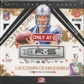 2009 Donruss Rookies & Stars Longevity Football Hobby Box