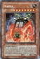 Yu-Gi-Oh Ancient Prophecy Single Kasha Secret Rare