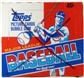 1982 Topps Baseball Cello Box
