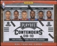 2009/10 Playoff Contenders Basketball Hobby Box