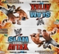 2010 Topps WWE Slam Attax Wrestling Booster Box