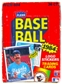1984 Fleer Baseball Wax Box
