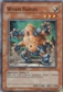 Yu-Gi-Oh Hidden Arsenal Single Worm Barses Super Rare