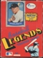1988 Pacific Legends Series 1 Baseball Hobby Box