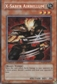 Yu-Gi-Oh Hidden Arsenal Single X-Saber Airbellum Secret Rare