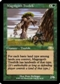 Magic the Gathering Planeshift Single Magnigoth Treefolk LIGHT PLAY (NM)
