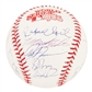 1986 New York Mets Autographed Team Signed Baseball