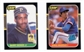 1987 Donruss Leaf Baseball Complete Set (NM-MT)