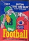 1987 Topps Football Wax Pack ( Doug Flutie RC! )