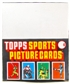 1988 Topps Baseball Rack Box