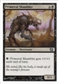 Magic the Gathering 8th Edition Single Primeval Shambler FOIL