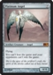 Magic the Gathering 2011 Single Platinum Angel Foil
