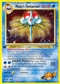 Pokemon Gym Heroes 1st Edition Single Misty's Tentacruel 10/132